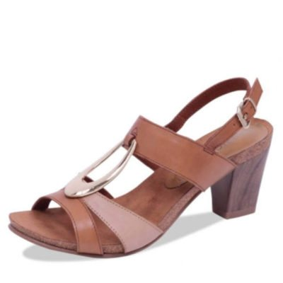 Caprice sandal camel/sand