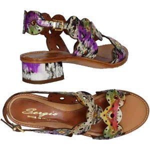 Sergio sandal multi 3706