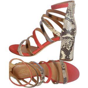 Sergio sandal multi 7722