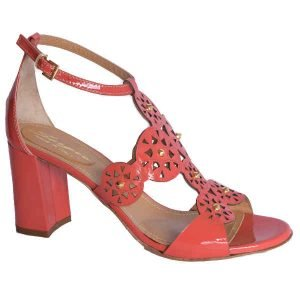 Sergio sandal patent lobster 7728