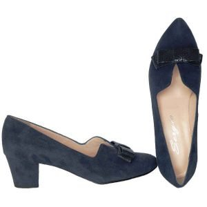 Sergio shoes kiaras blue suede