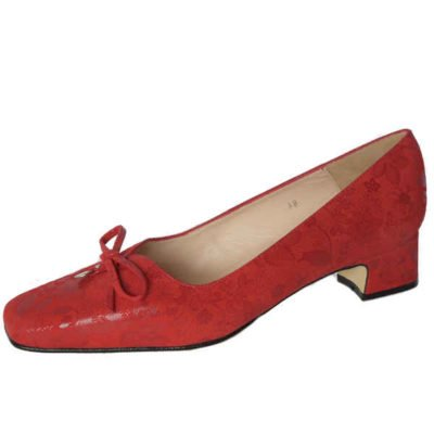 Sergio shoes pathia red