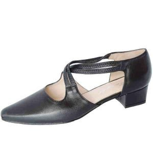 Sergio shoes Ralsar black