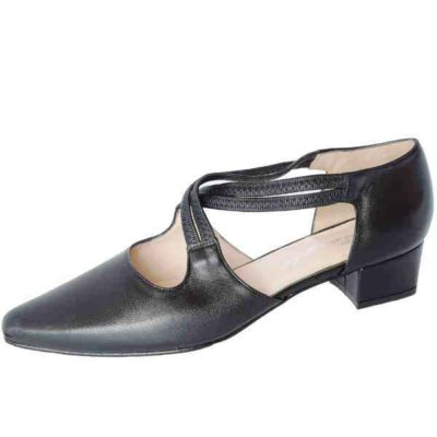 Sergio shoes Ralsar black