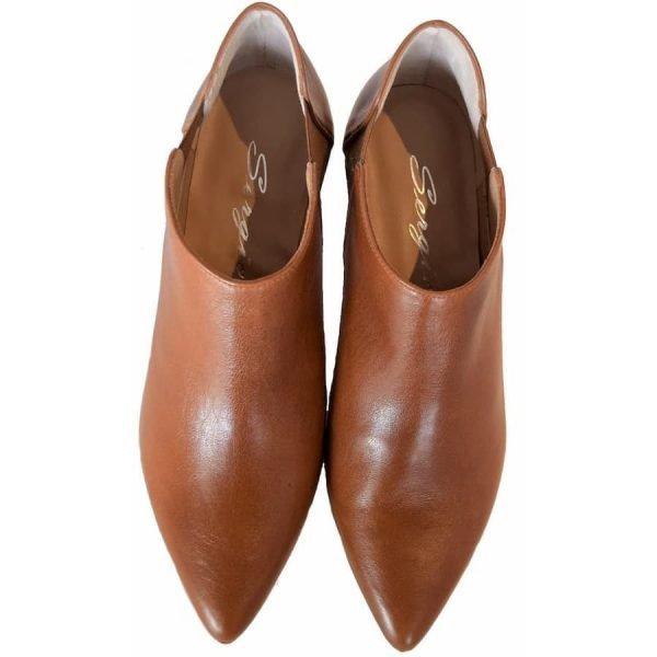 torasin2 tan 1 600x600 - Sergio boots