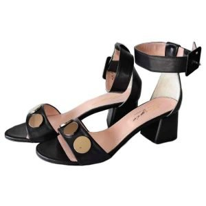 ankle strap sandal made in Italy