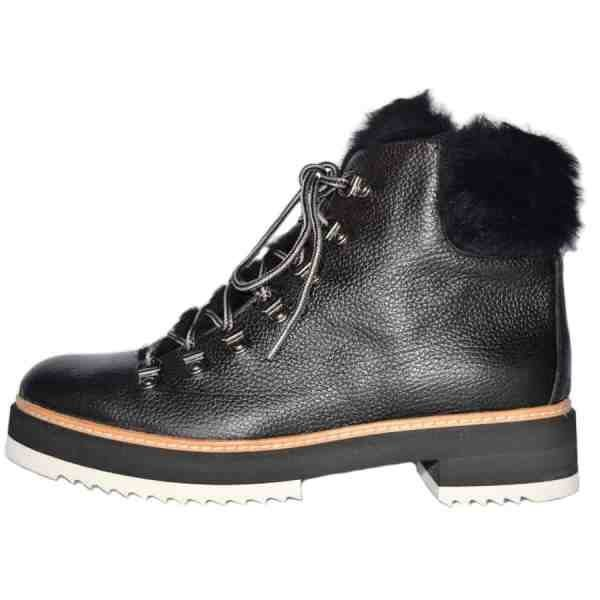 3432n. 600x600 - Sergio lace up ankle boots with natural fur