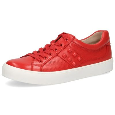 Leather sneakers by Caprice of Germany
