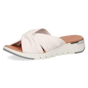 Carla leather slip on sandals by Caprice