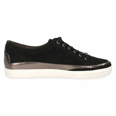 Leather sneakers by Caprice