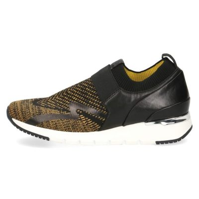 Fly knit sneakers by Caprice