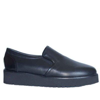 Sergio shoes black 2103