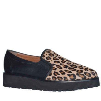 Sergio shoes black / pony puma 2103
