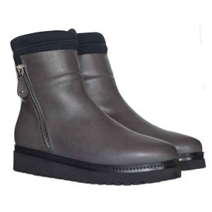 Sergio short boots gray 2329