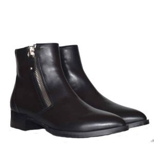 Sergio short boots black 2461