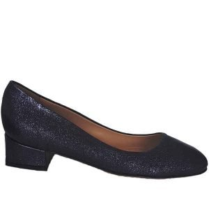 Sergio shoes 3608 crack metallic blue