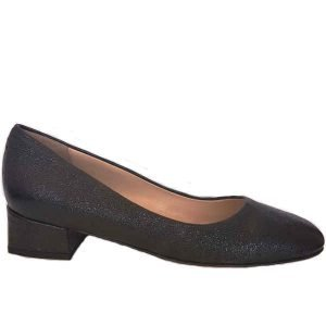 Sergio shoes 3608 metallic black