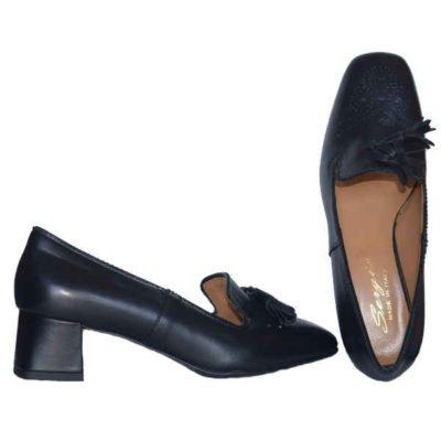 Sergio shoes black 4101