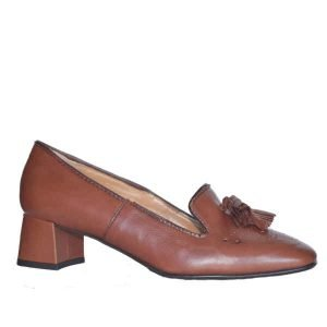 Sergio shoes tan 4101