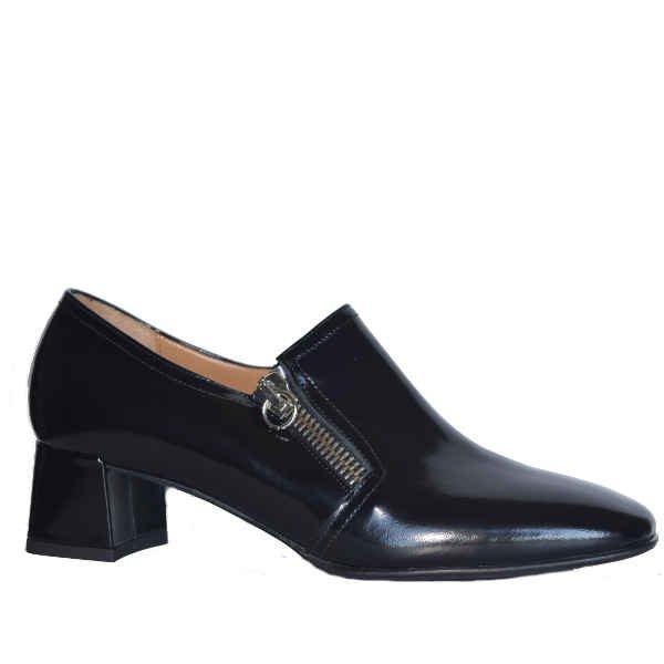 4107 1 600x600 - Sergio shoes black 4107