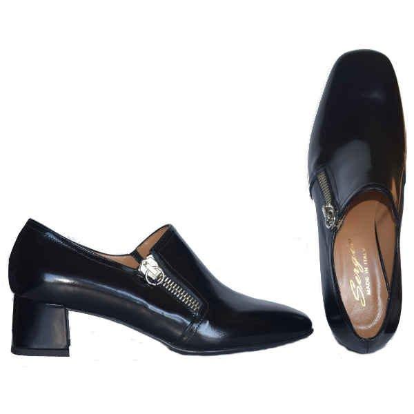4107 600x600 - Sergio shoes black 4107