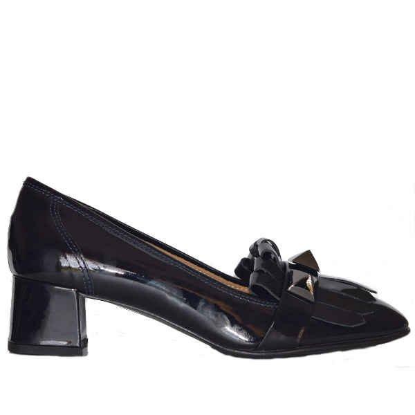 4108 pat blue 600x600 - Sergio shoes patent 4108