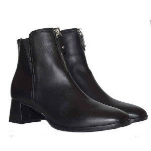 Sergio short boots  black 4201