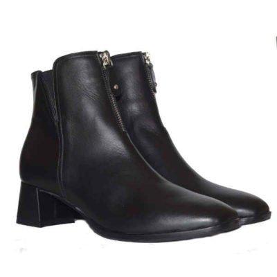 Sergio short boots  black 4201