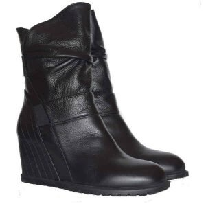 nap ole short boots wedge 4248