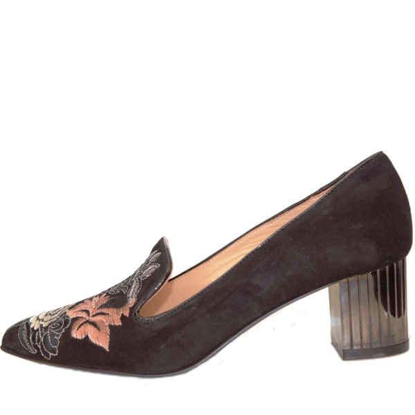5637 camoscio nero 600x600 - Sergio shoes