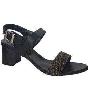 Sergio sandal black 5834