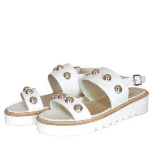 Antonella Rossi sandal white