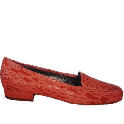 Sergio shoes Magia salmon