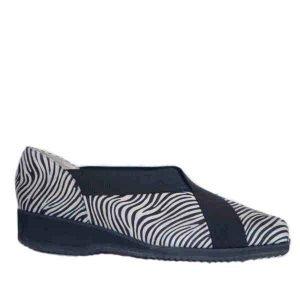 Sergio shoes minate zebra