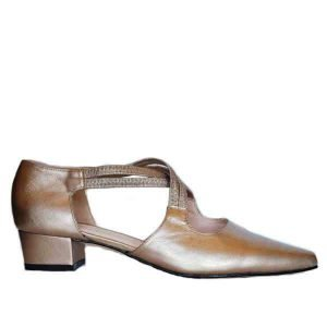 Sergio shoes Ralsar metalic