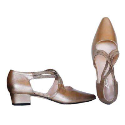 Sergio shoes Ralsar metalic